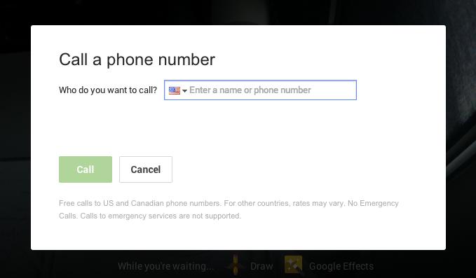 Google Hangouts With Offline Users - Stratus3D