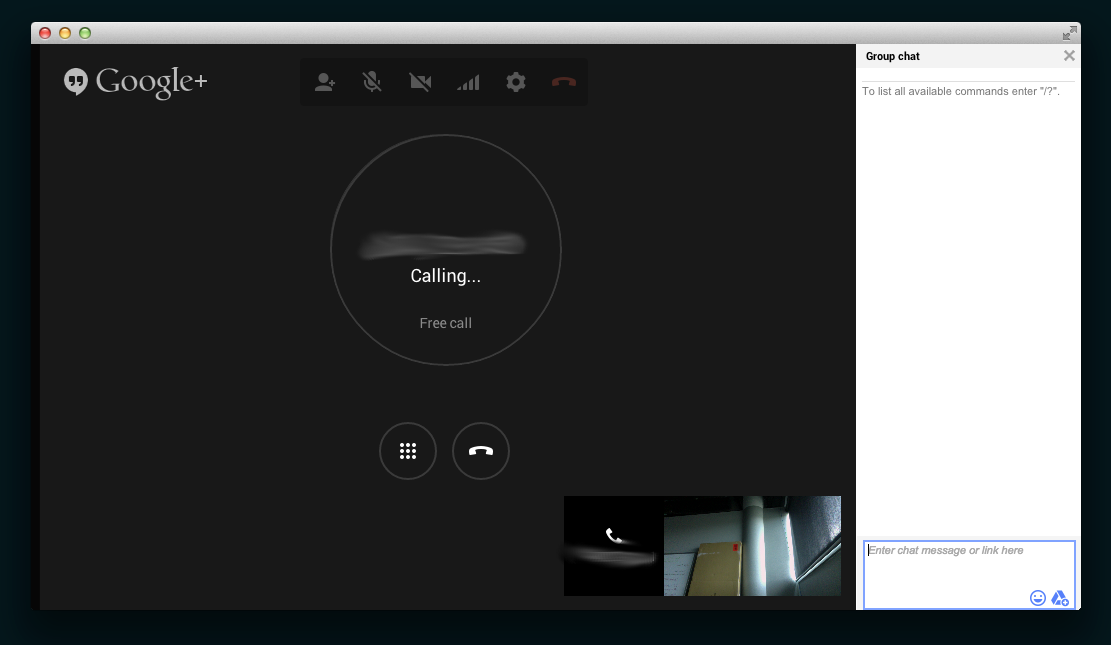 Google Hangouts With Offline Users Stratus3d