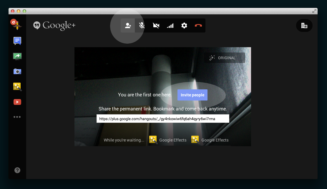 Google Hangouts With Offline Users - Stratus3D
